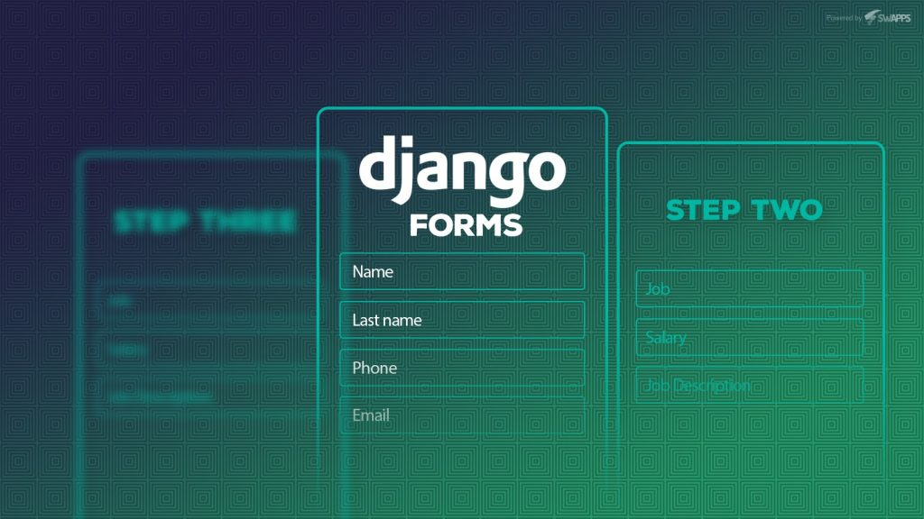 How to do a Wizard Form with Django | Swapps