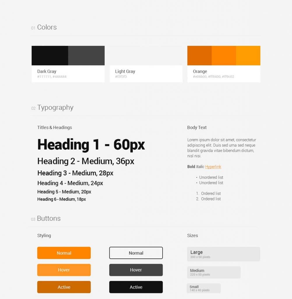 Swapps.com Style Guide